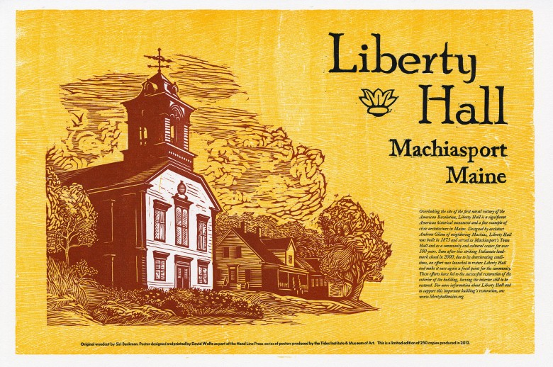 Liberty Hall - Machiasport