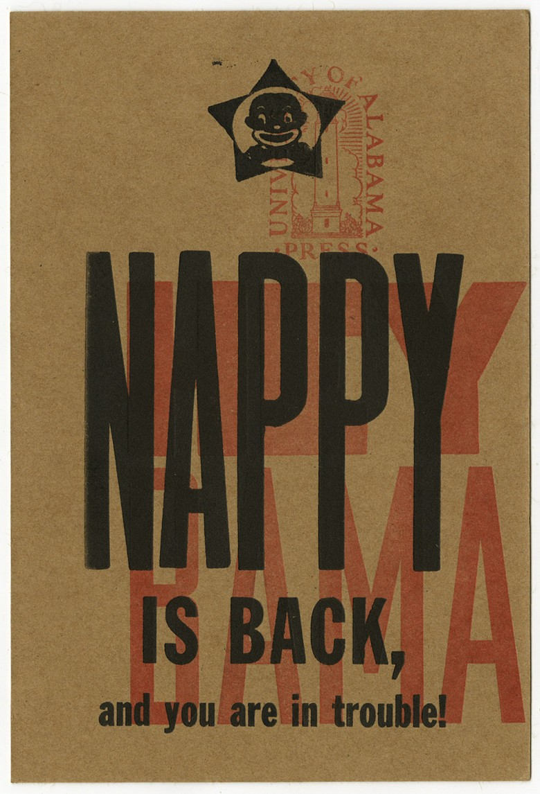 Nappy Is Back, and you are in trouble!
