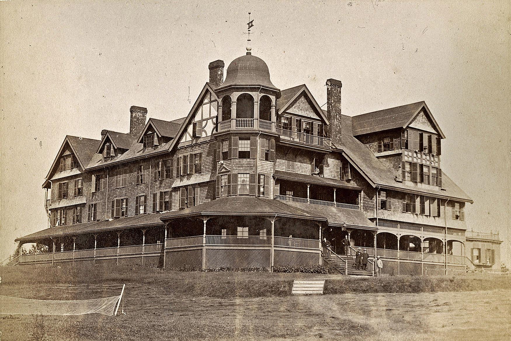 Tyn Y Coed Hotel Campobello Island New Brunswick
