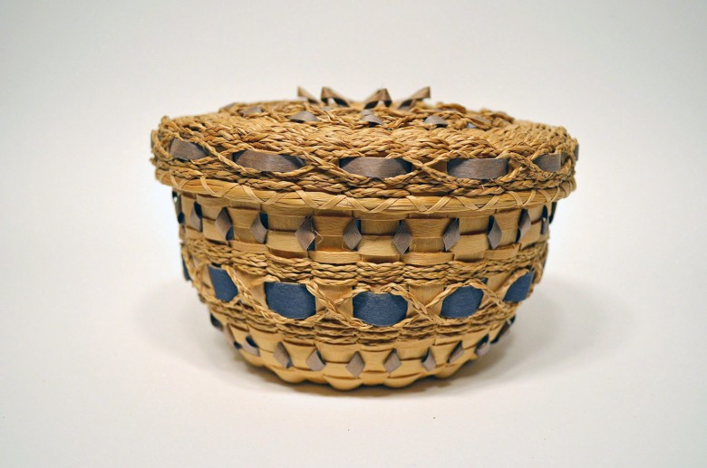Medium Size Basket [Passamaquoddy]