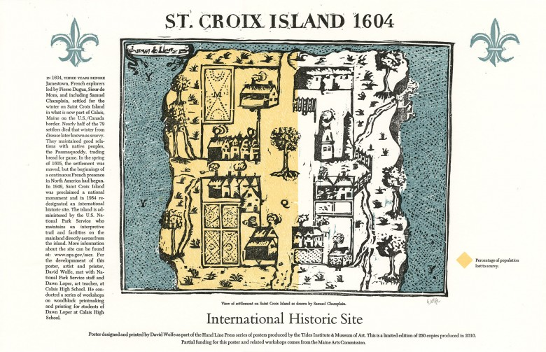 St. Croix Island: International Historic Site