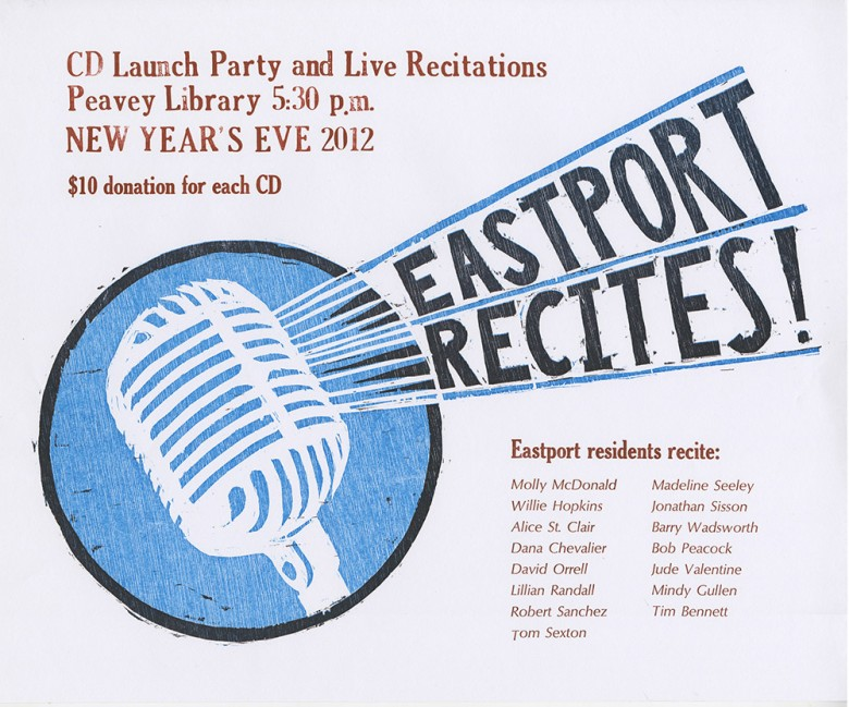 Eastport Recites